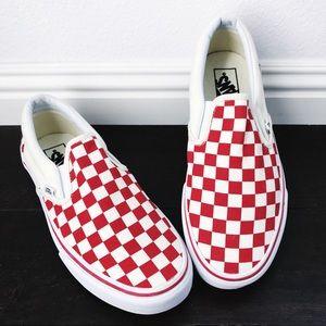 VANS Checkerboard Slip-Ons